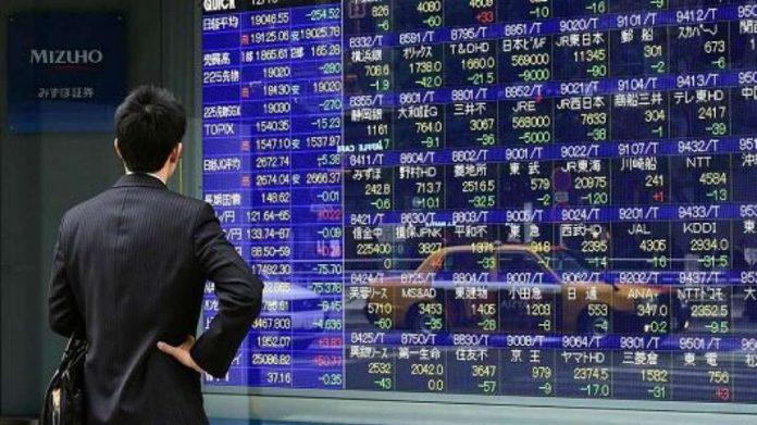 Европските берзи бележат пад