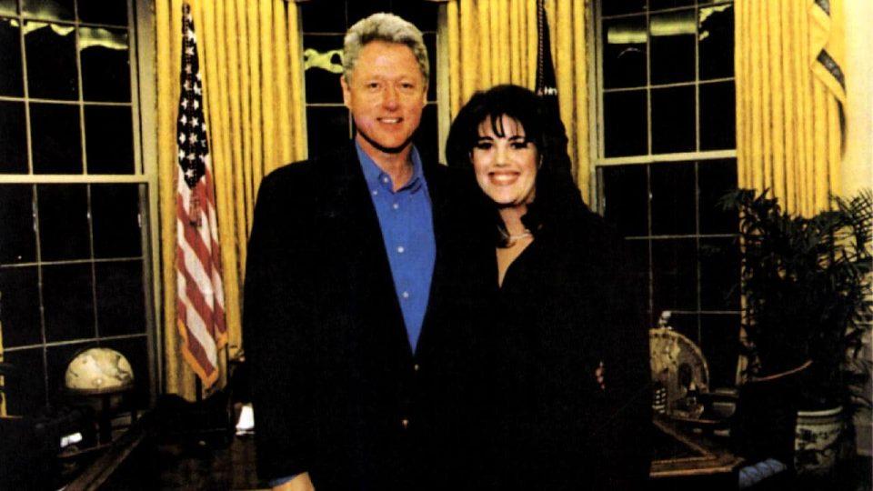 Расветлена аферата од Белата куќа: Клинтон прозборе за Моника Левински