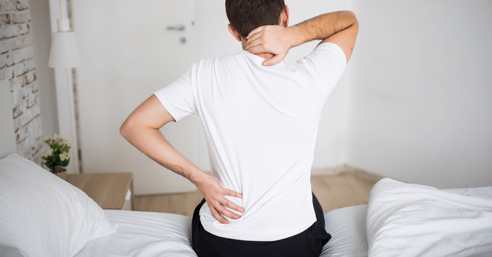 Ослободете се од болката во грбот, потребните намирници ги имате во вашата кујна