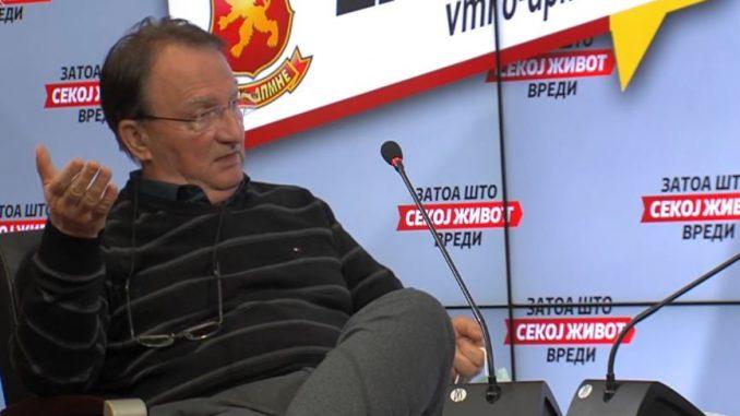 Д-р Чибишев на денешниот LiveChat на ВМРО-ДПМНЕ : Хлоракинот и азитромицинот не се пијат превентивно и без контрола од доктор