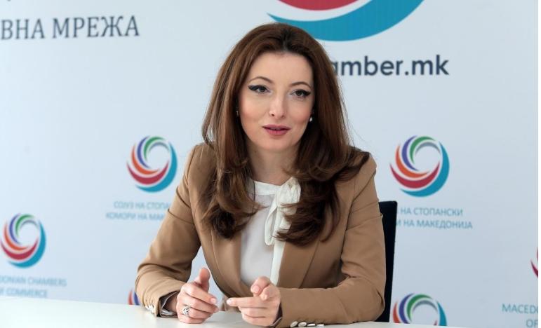 Арсовска: Потребна е безрезервна поддршка за спас на македонската економија проследена со квалитетна стратегија за справување со кризата