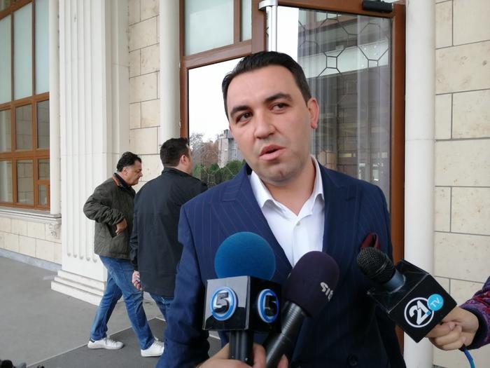 """Мерџан Даути официјално побара иземање на обвинителот Бурим Рустеми во случајот """"Насилство во Центар"""""""