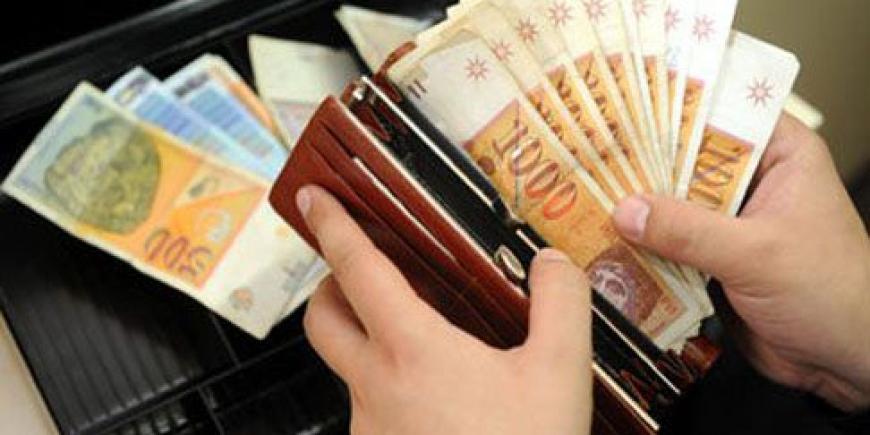 Народна банка: Користете помалку готовина