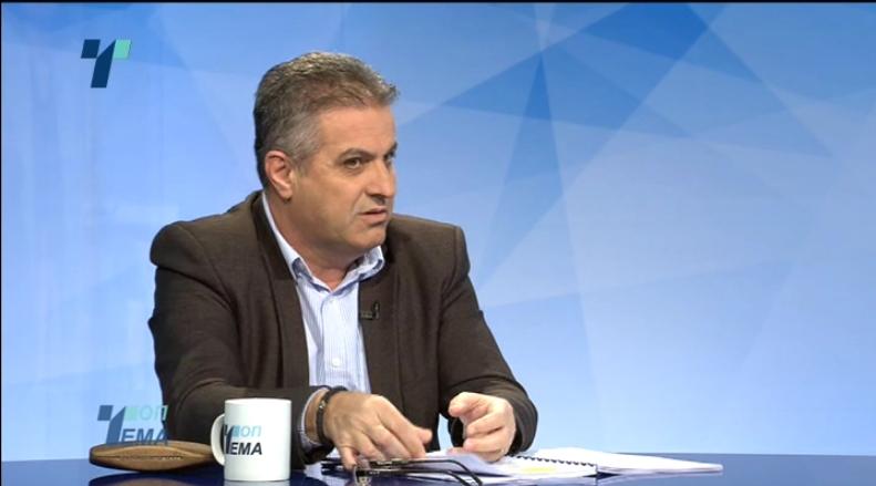 """""""Би било многу незрело да одиме со непрочистен изборен список на избори кои значат легитимен прозорец за отворање на преговорите со ЕУ"""", вели Деркоски"""