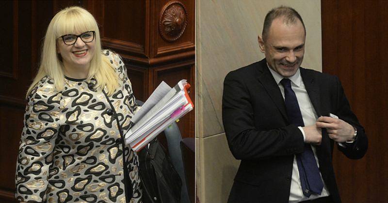 Филипче бара амин од Дескоска за прекин на судењата, ќе реши ли таа во полза на граѓаните или во корист на СДСМ?