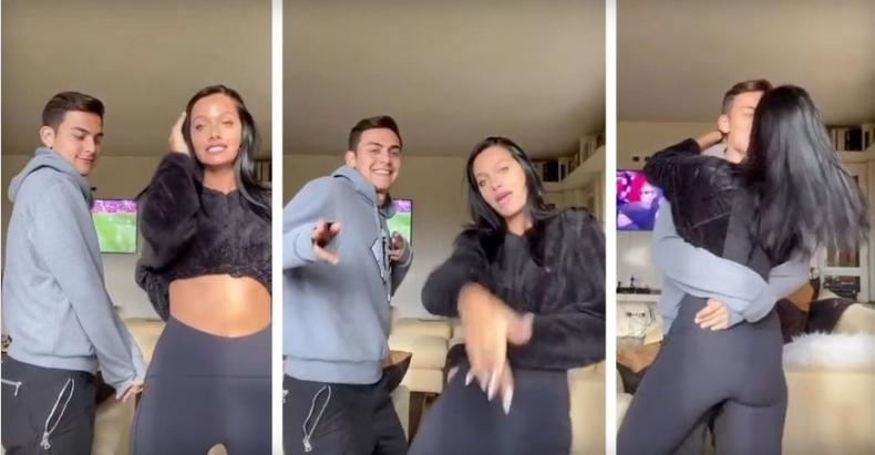 ВИДЕО: Дибала и неговата девојка хит на социјалните мрежи