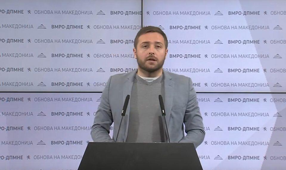 Арсовски: Според Стејт Департментот корупцијата и криминалот најголем проблем, медиумите предмет на заплашување и притисоци