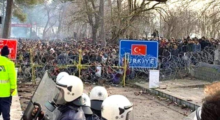 Повторно тензии на грчко –турската граница кај Еврос