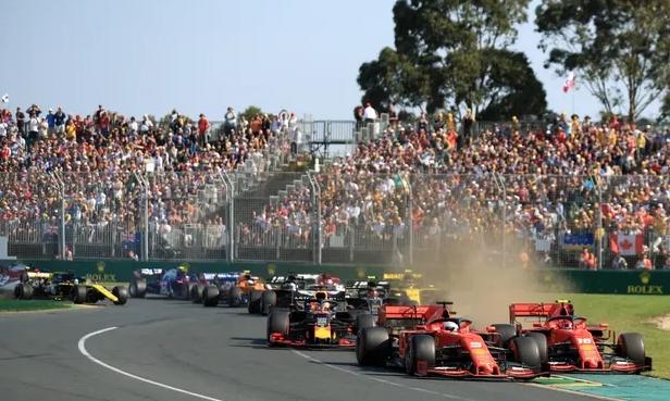 Формула 1 трката во Виетнам е откажана поради коронавирус