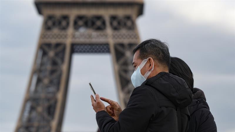 Франција ги заострува мерките против ширење на коронавирусот