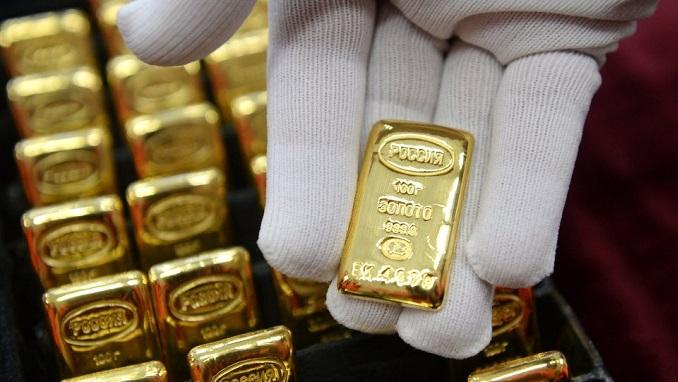 Велика Британија е најголем купувач на руско злато
