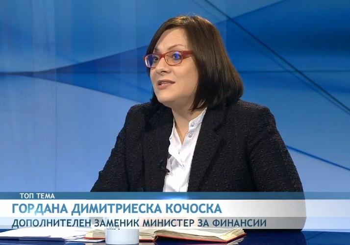 Димитриеска-Кочоска: Ние сме единствена земја со вакви економски мерки во време на криза, кога наместо да се стимулира потрошувачката – се намалуваат платите