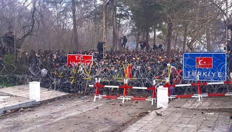Повторно инциденти на грчко – турската граница