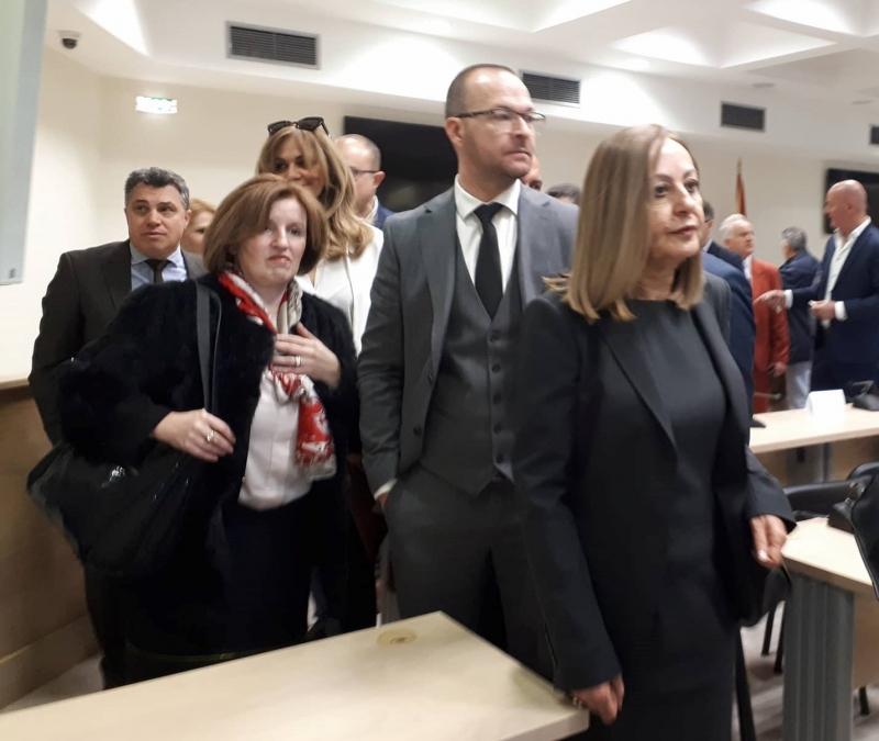 Добрила Кацарска избрана за судија на Уставниот суд