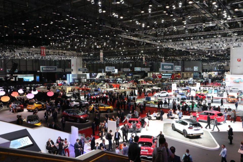 Наместо во Женева, промоциите на нови автомобили се селат онлајн