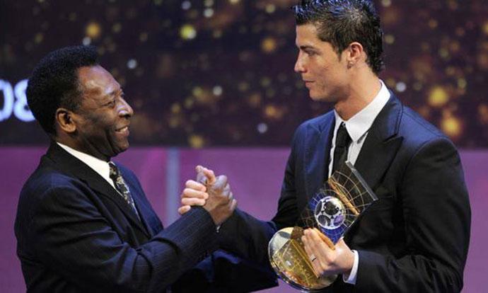 Пеле го именува Роналдо за најдобар на денешницата