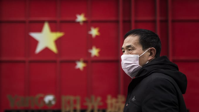 Зголемен број нови случаи на заразени во Кина