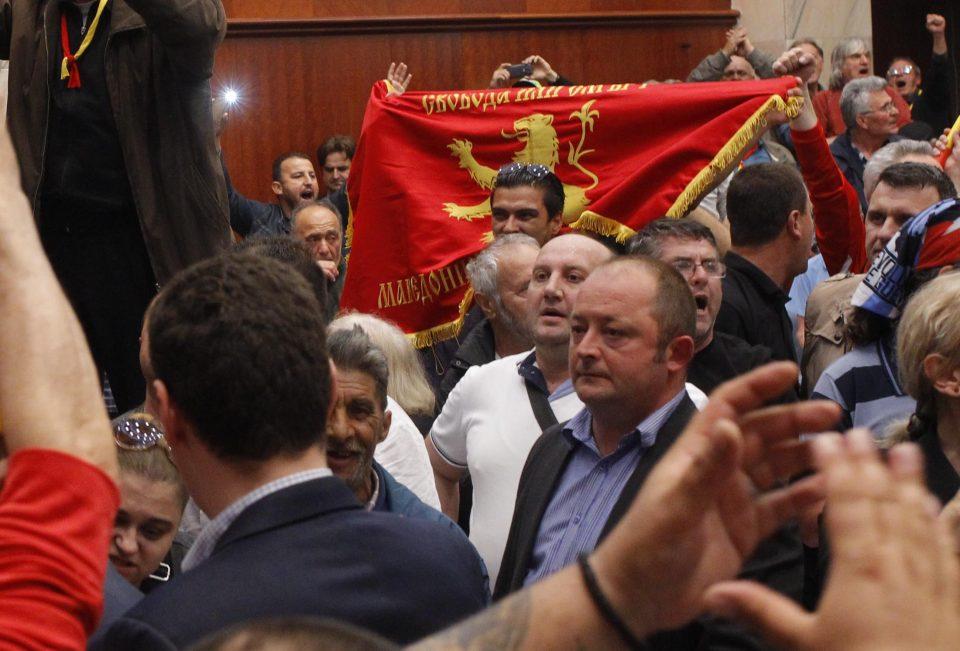 """Продолжува нарачаната владина шарада со судењето за """"27 април"""""""