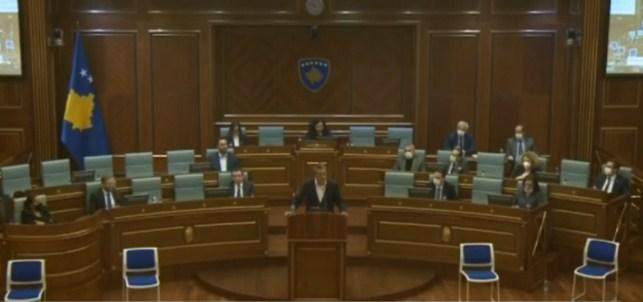 Падна косовската влада – Пратениците му изгласаа недоверба на Курти