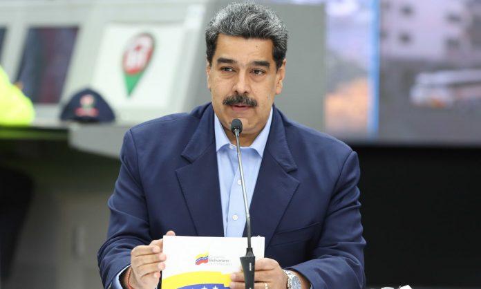 САД воведуваат санкции за Мадуро и за иранското Министерство за одбрана