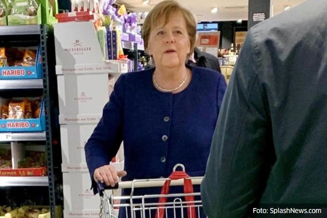 Заврши домашниот карантин на Ангела Меркел