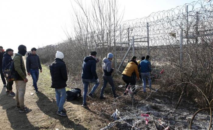 Нема мигранти на јужната граница мирна, викендот спречен влез на 180