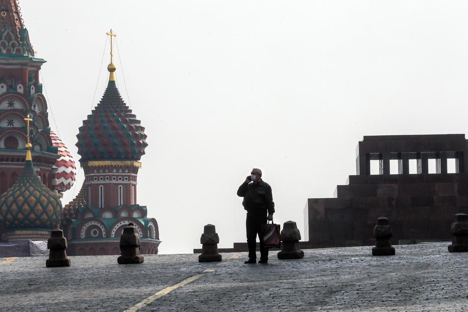 Нови 5.065 случаи со коронавирус во Русија, 114 лица починале