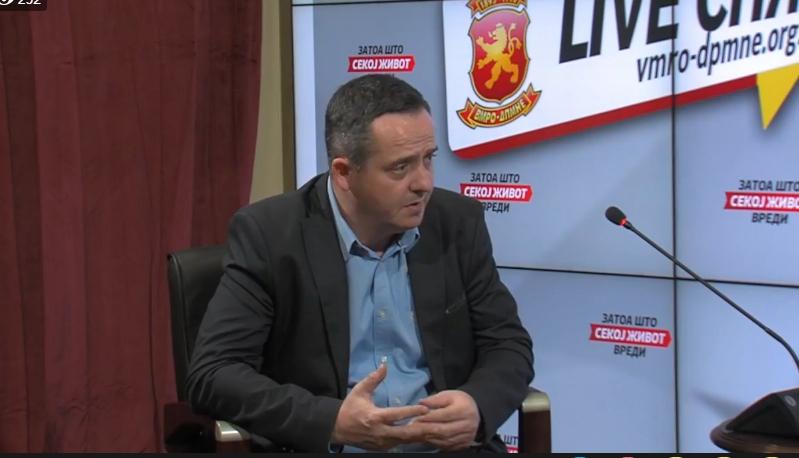 Николов до Филипче: Ние се бориме со Ковид-19, но вие Министре се борите со Заевид-19