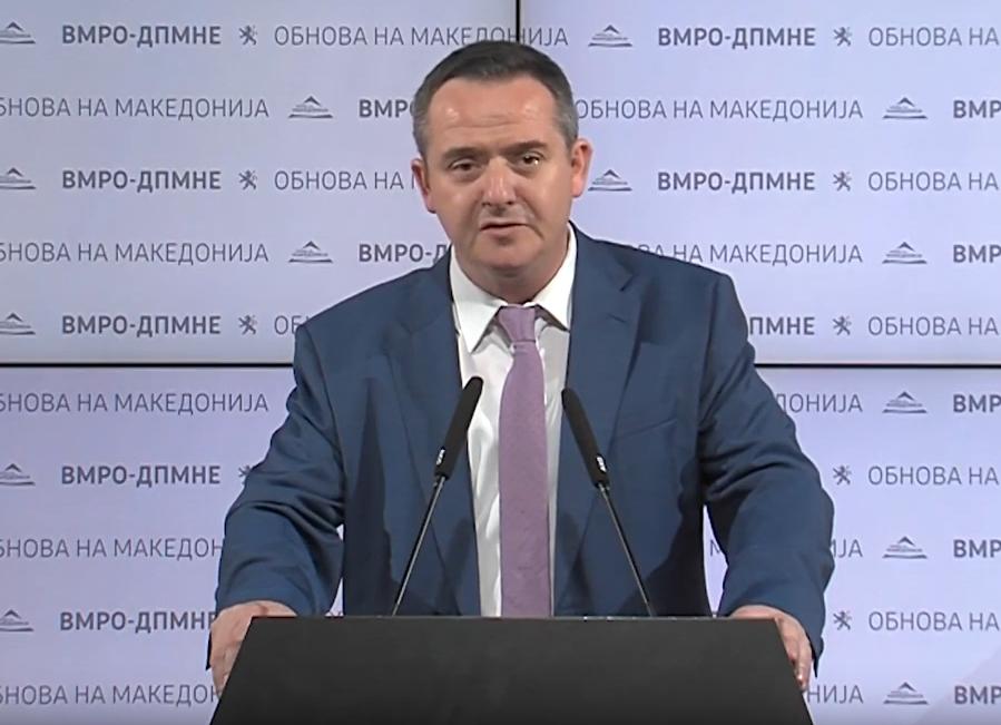 Николов: Се надеваме дека СДСМ ќе продолжи да ги слуша нашите препораки во врска со коронавирусот