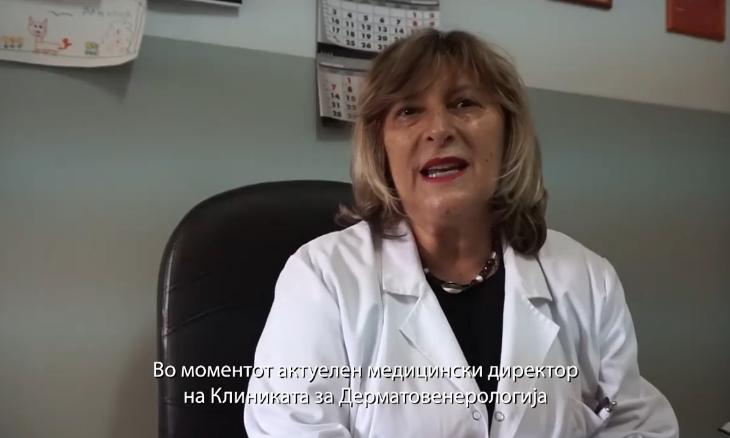 """Филипче го избришал видеото од Фејсбук со """"омилената"""" докторка"""