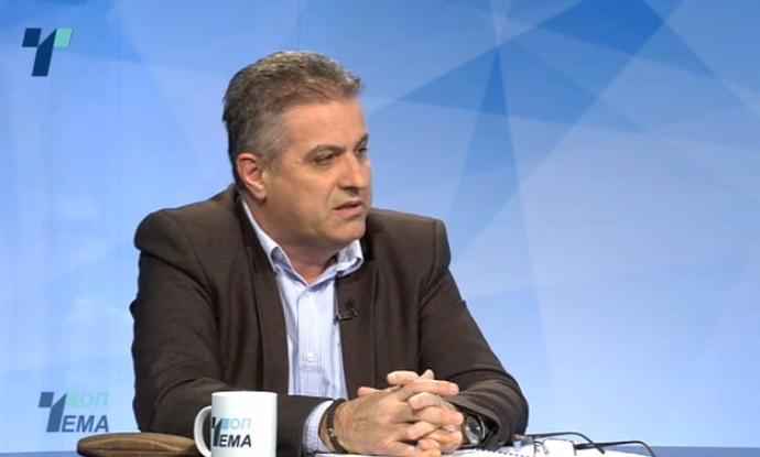 """Дерковски за """"Сител"""": Избори во јуни се невозможна мисија"""