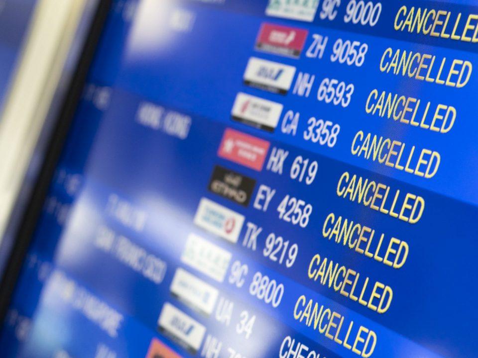 Курц најави целосно укинување на летовите поради Ковид-19