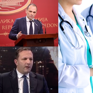 Спасовски и Филипче во хајка против лекарите кои се во првите борбени линии против коронавирусот