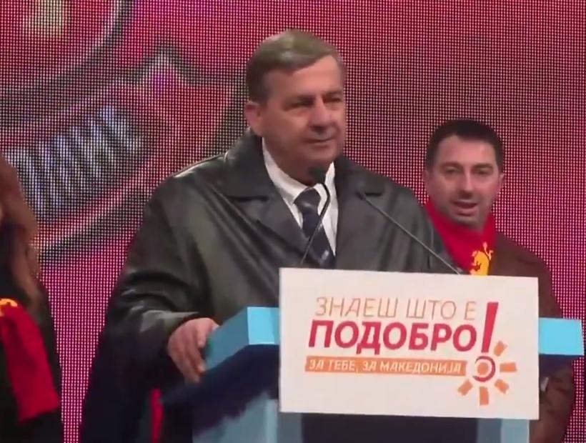 ВИДЕО: Минов заборави што му е свето, па се најде на пратеничката листа на СДСМ