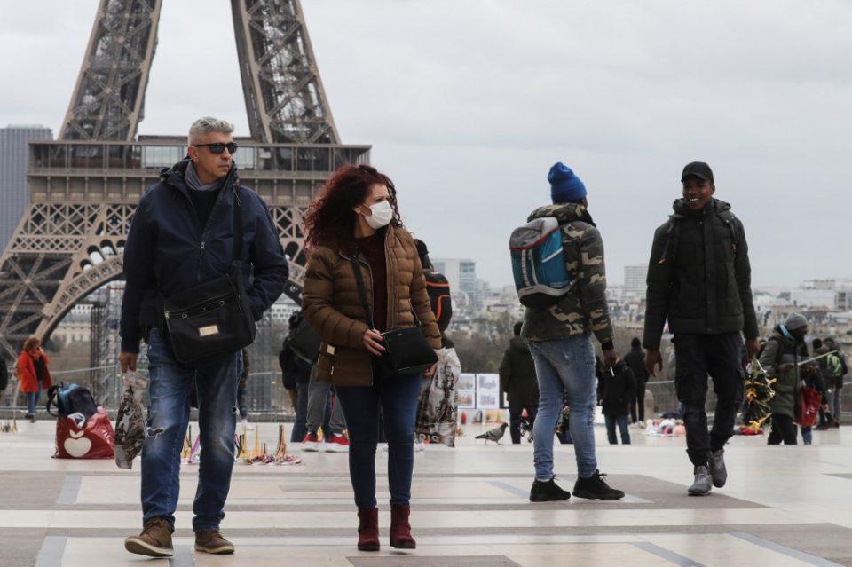 За 24 часа 509 нови смртни случаи, повеќе од 6.000 лица на интензивна нега во Франција