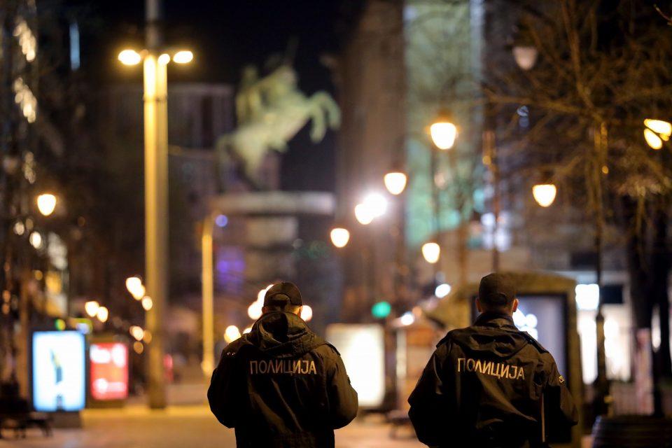 МВР: 242 лица не ја почитуваа забраната за движење во изминатите 24 часа