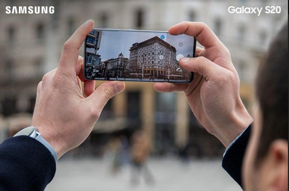 Започнува официјалната продажба: Од утре серијата Samsung Galaxy S20 достапна и во Македонија