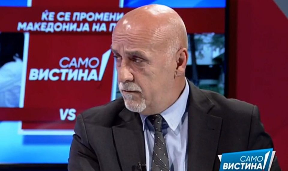 Бишевац: Ако владин функционер рече дека податоците на Транспаренси се само перцепција, треба да заврши неговата кариера