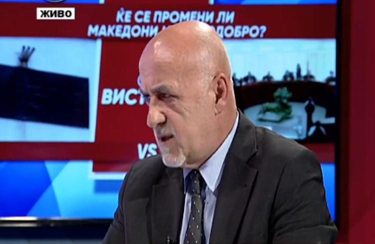 Бишевац: Владата на Заев се темели на лаги и популизам, Николовски како и досега ќе остане дел од коруптивниот систем, нема да се бори против него