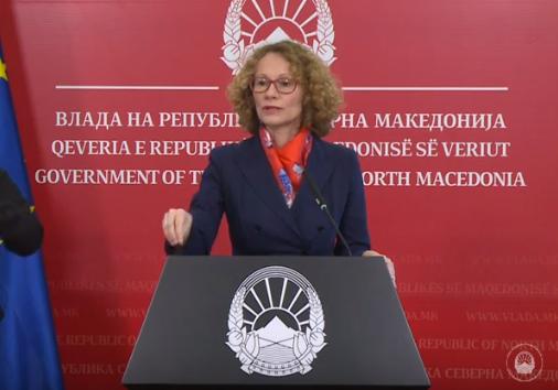 Шеќеринска: Воопшто не е важно дали идниот премиер ќе биде Албанец!
