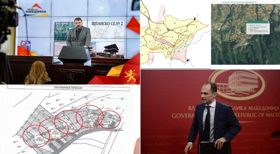 Стоилковски: Филипче се стекнал со илјадници м2 имот на Водно по багателни цени, неколку пати пониска од пазарната