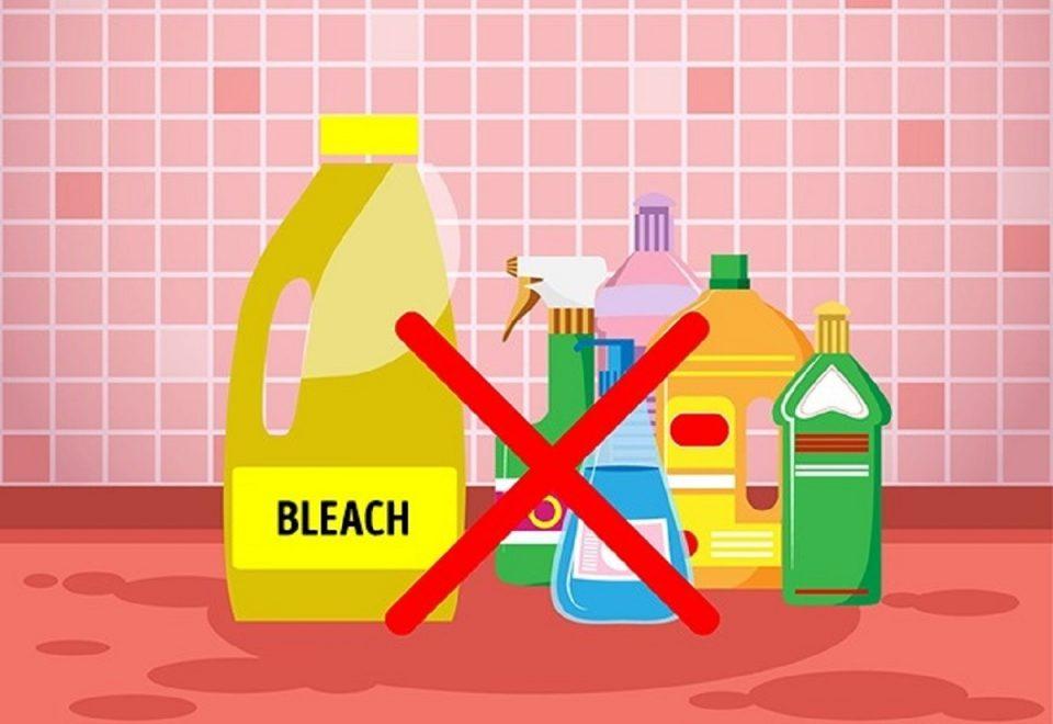 Производите за чистење носат ризик од астма, посебно кај децата