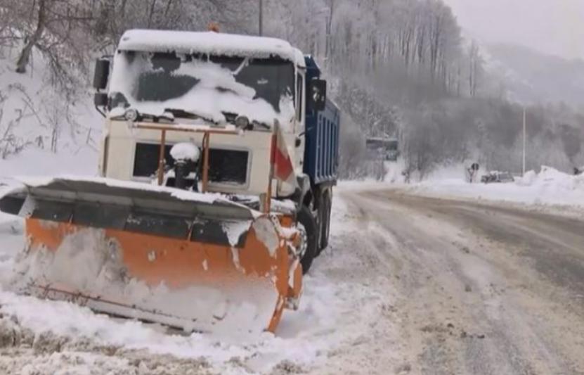 Укината забраната за тешки товарни возила на Стража