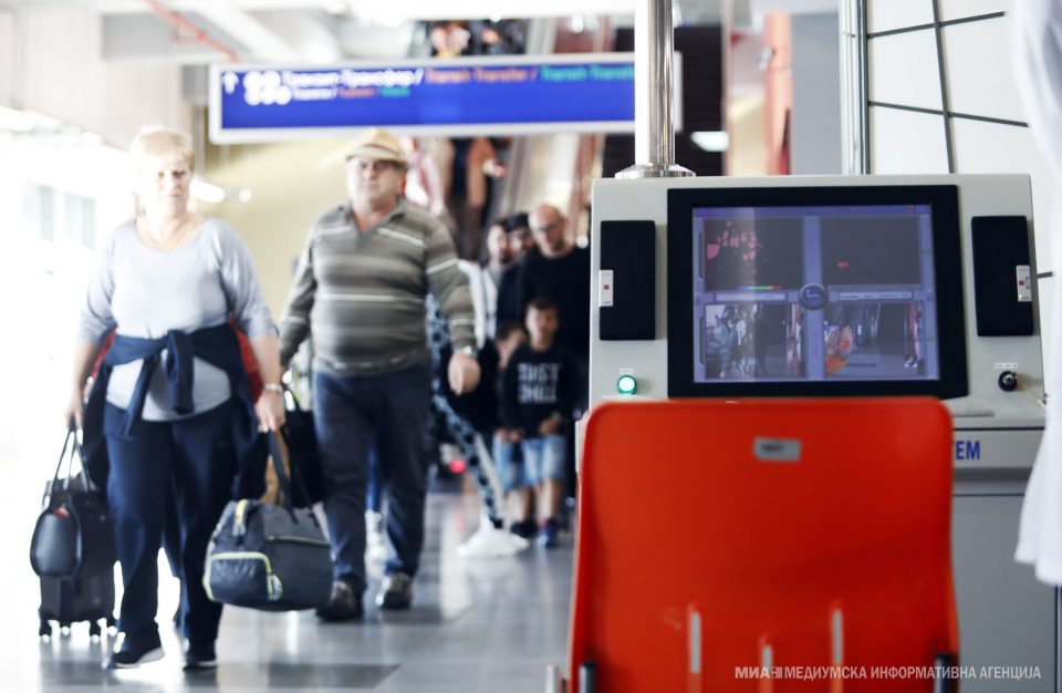 Македонија воведува забрана за летови од Велика Британија- еве до кога ќе важи мерката