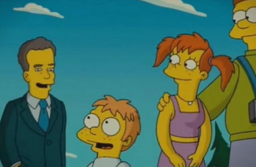 Симпсонови предвиделе дека Том Хенкс ќе биде првата заразена ѕвезда со корона вирус