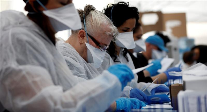 Русија тестира вакцина против коронавирус на животни