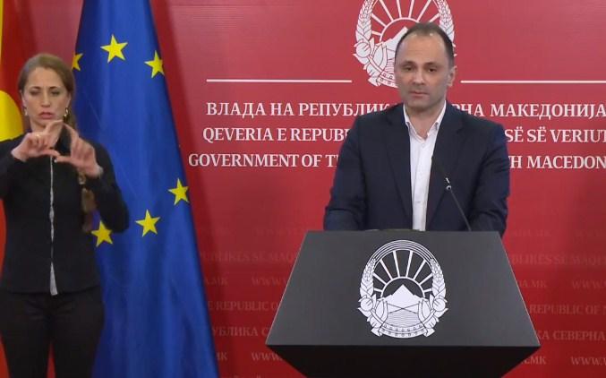 ОФИЦИЈАЛНО: 12 новозаразени со коронавирус во Македонија, 7 лица од Скопје и уште 5 лица од Куманово