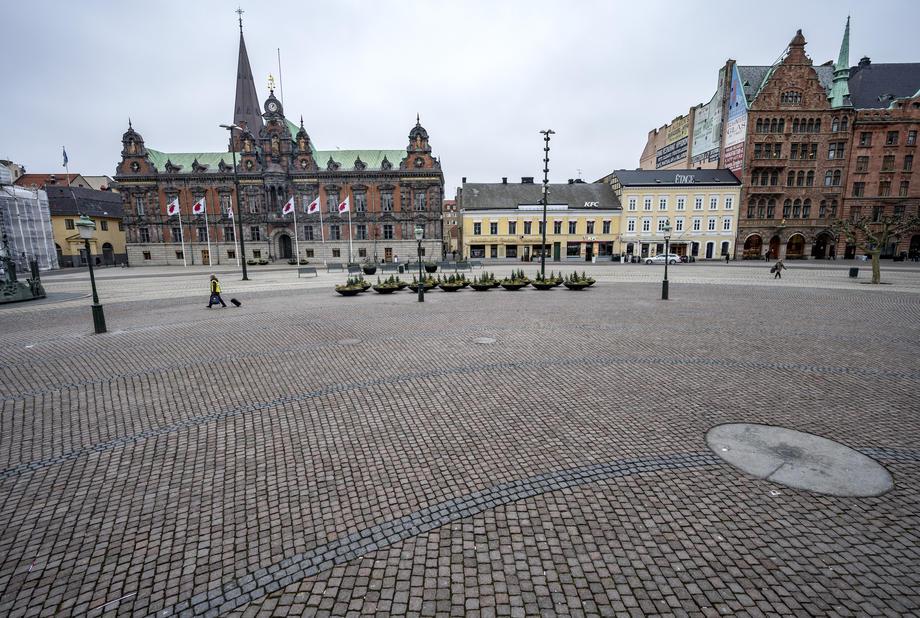 За 24 часа во Шведска 18 смртни случаи од коронавирус