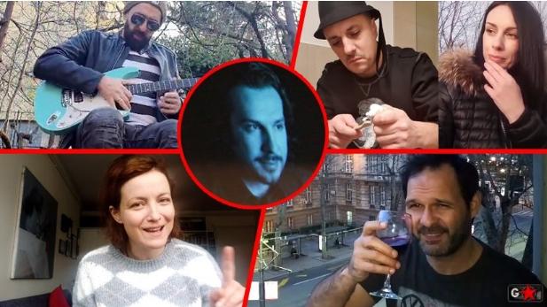 ТОН ЕМОЦИИ: Маринко никогаш нема да биде заборавен, пријателите му посветија песна (ВИДЕО)