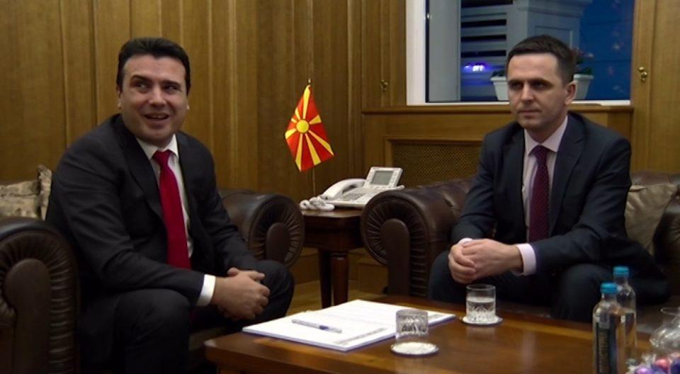 Донев: СДСМ има коалиција без изборна програма, тоa е недозволиво